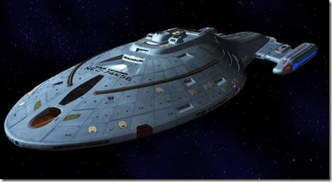 Voyager Star Trek