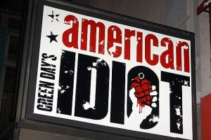 American Idiot Marquee Small