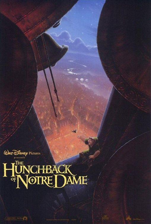 Hunchback of Notre Dame Poster