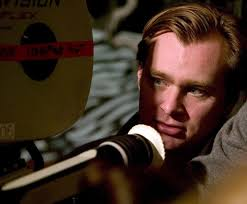 Normally, I'd try to write a snarky caption here. But this is Christopher Nolan, and I cannot bring myself to do it. He's amazing. Just bask in his brilliance.