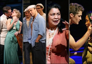 South Pacific at the Vivian Beaumont Theater at Lincoln Center