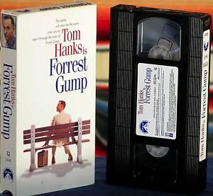 Forrest Gump VHS