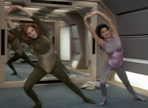 Star Trek - Gates + Marina