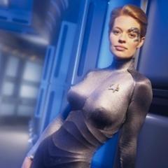 Star Trek Hello Nurse Jeri Ryan