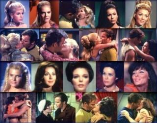 Star Trek-kirkswomen