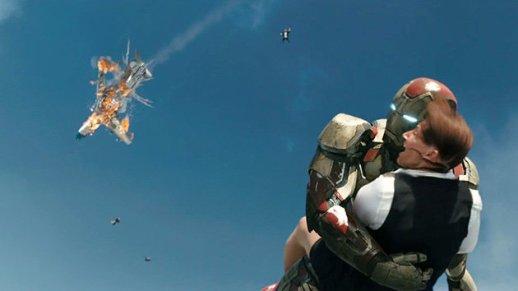 Image result for Iron man 3 still