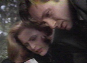 """Mulder, is it okay if I make another pointed remark about this search for your sister again?"""