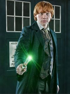 Rupert Grint as Doctor