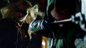 Arrow Caity Lotz Black Canary