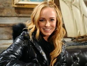 Black Canary-Caity Lotz