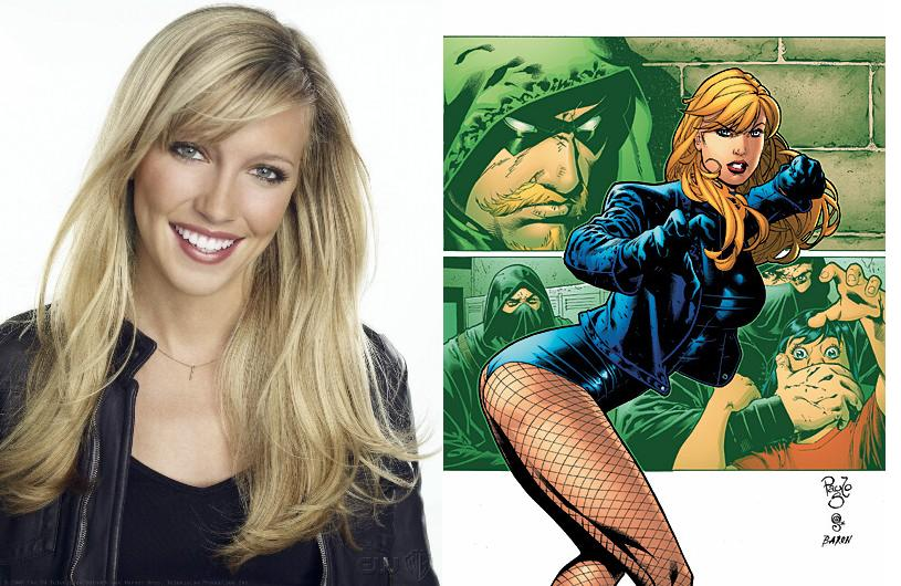 Arrow Casts New Actress As Black Canary Confused The Exec