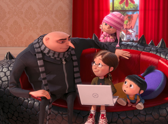 Review: Despicable Me 2-I Came for the Despicable, I Got ...