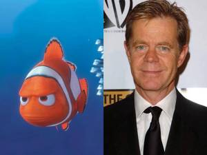 finding nemo william h. macy