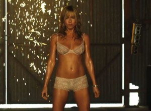 Aniston Millers Strip Tease