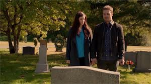 """""""But look at the nice moment we had on a cemetery. That was a good time, right?"""""""