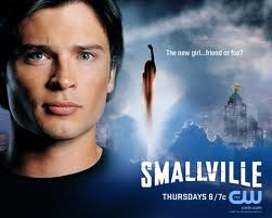 Smallville: Reminding viewers how bland and gullible Superman could be since 2001.