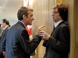 """""""Get in the Tardis now, or I will end you!"""""""