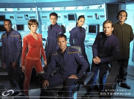 Star Trek Enterprise Darsteller