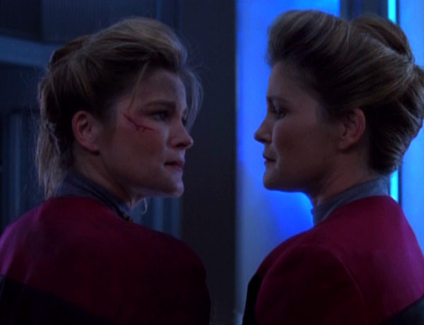 Image result for star trek voyager deadlock