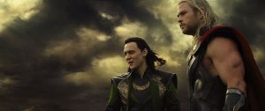 Duh.  Of course they can because Hiddleston and Hemsworth are so good as these characters.
