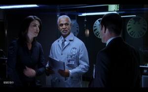 Agents of Shield Maria