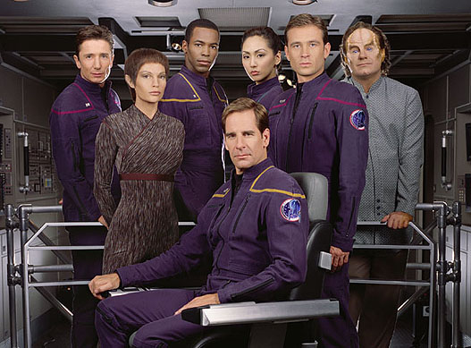 Enterprise Cast Photo