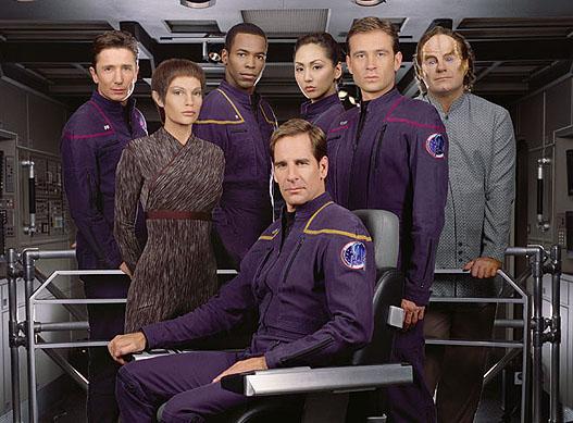 Enterprise Cast Photo