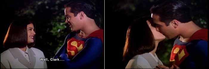 Clark and Lois