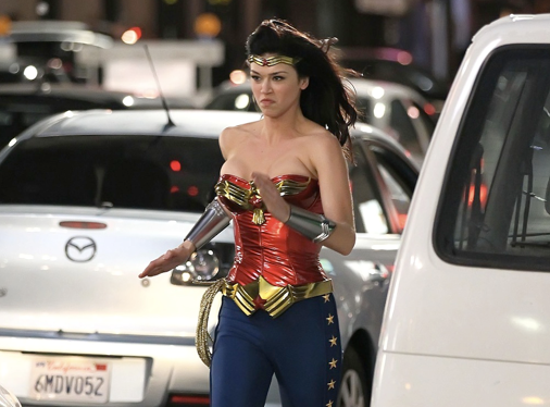 why we re not excited about gal gadot playing wonder woman in batman vs superman hint it has