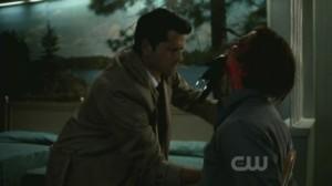 Supernatural Castiel Sam Family Matters