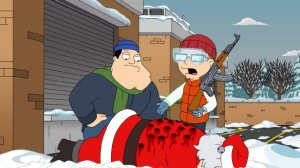 American Dad For Whom Sleigh Bell Tolls