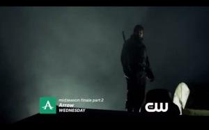 Arrow Three Ghosts Slade