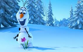 What's Frozen about, you ask? Well, there's this snowman...