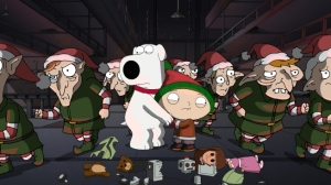 Family Guy Road to North Pole2