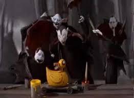 """""""We wish you a morbid Christmas!"""""""