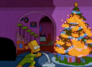 Simpsons Miracle Evergreen Terrace
