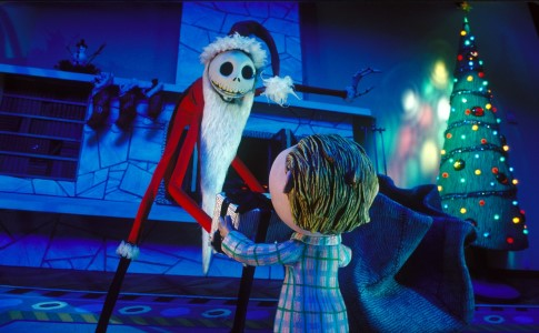 """I Love That Scene! Jack and Halloweentown Engage in """"Making ..."""