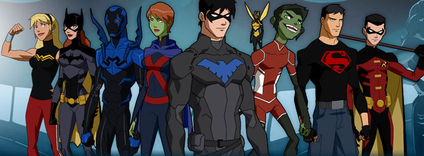 Rumor Patrol: The CW and WB/DC Developing a Young Justice