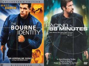 88 minutes bourne