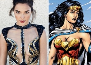 Gadot Wonder Woman2