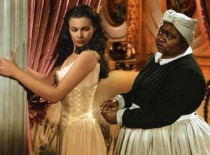 Gone With the Win won Best Picture, Hattie McDaniel Best Supporting Actress