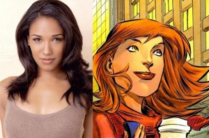 CandicePatton Iris West