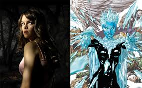 Panabaker Frost