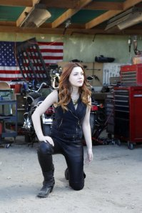 Agents Shield Lorelei