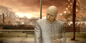 Bad old man make-up, Prometheus
