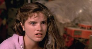 Look how adorable Heather Langenkamp was as Nancy