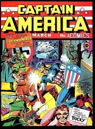 Captain America No. 1