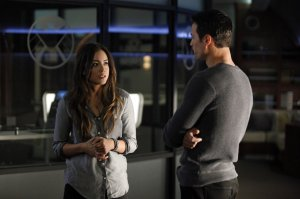 Ward: I will literally kill for you.  Skye: I don't know what to with that.