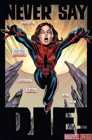 Spider Girl Never Say Die