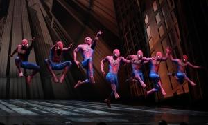 From Spider-Man: Turn Off the Dark